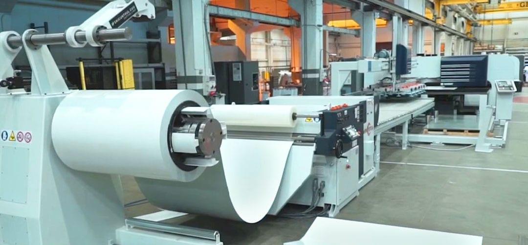 Danobat for Sheet Metal Processing
